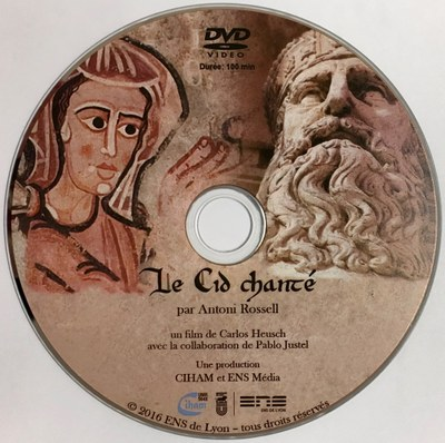 photo DVD le Cid chanté par Antoni Rossell