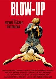 Affiche film Blow up